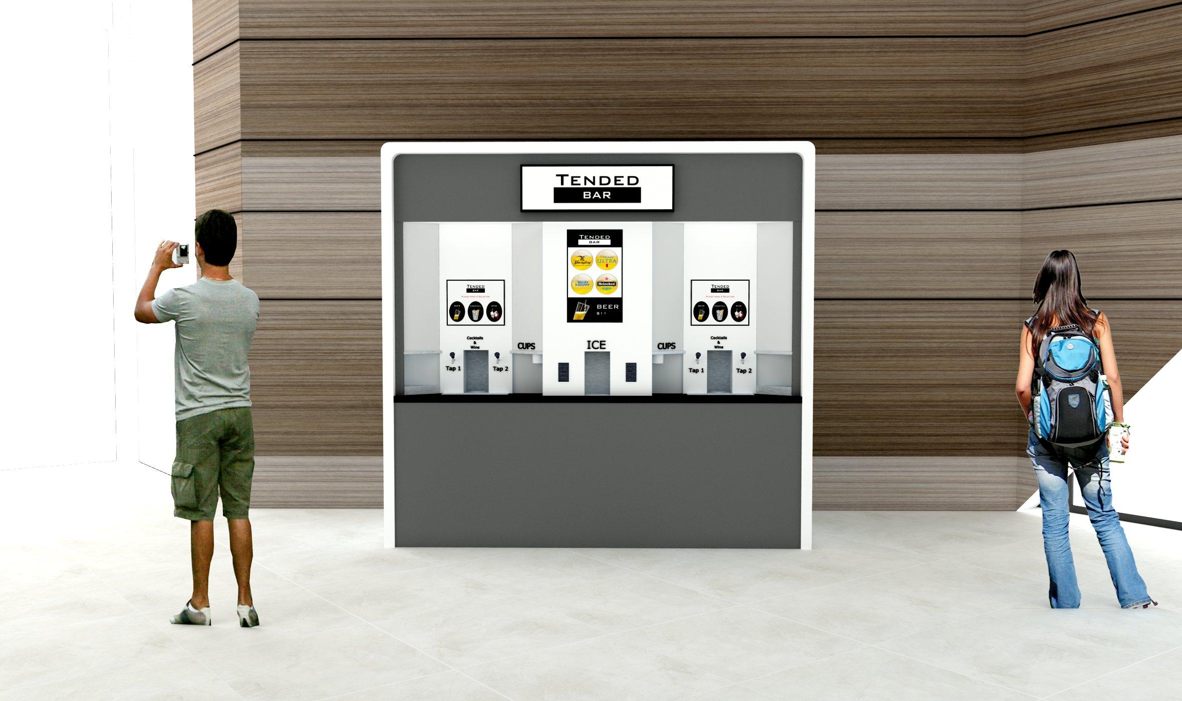 Automated Bar